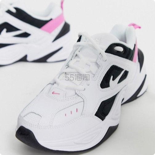 Nike 耐克 M2K Tekno 老爹鞋黑粉配色 ¥310.81 - 海淘优惠海淘折扣|55海淘网