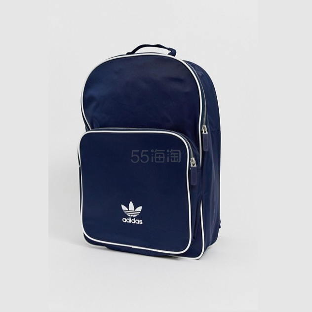 adidas Originals Trefoil 深蓝色书包 ¥270.27 - 海淘优惠海淘折扣|55海淘网