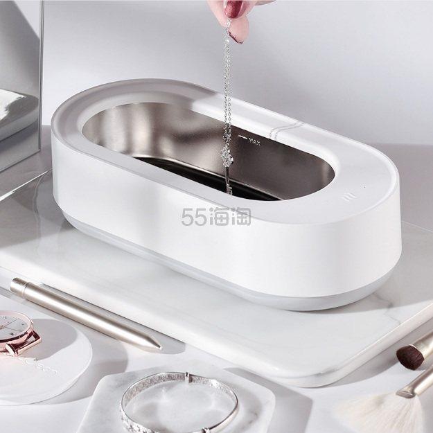 EraClean 超声波清洗机 白色 众筹价99元 - 海淘优惠海淘折扣|55海淘网