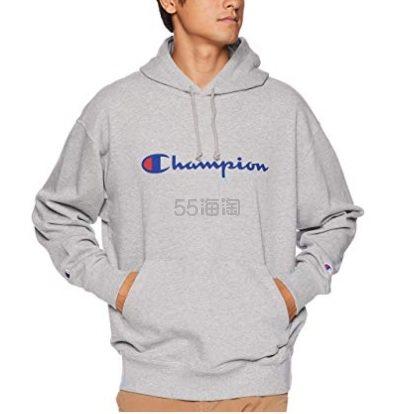 【日亚自营】Champion 冠军 经典连帽长袖卫衣 C3-J117 码全 多色
