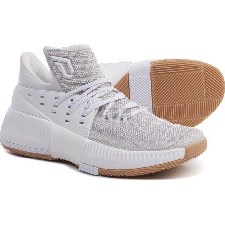 限尺码!Adidas 阿迪达斯 Damian Lillard Dame 3 男士篮球鞋 .99(约357元) - 海淘优惠海淘折扣 55海淘网