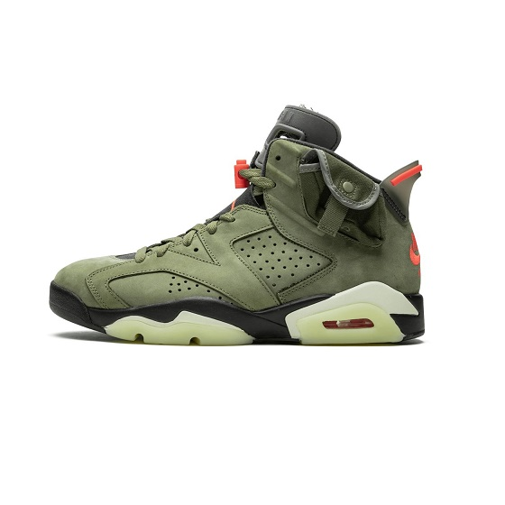 Travis Scott x Air Jordan 6「Cactus Jack」合作款