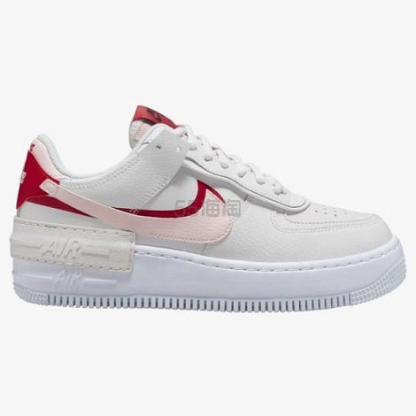 【新款】Nike 耐克 Air Force 1 Shadow 女子板鞋