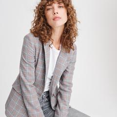 Rag & Bone Rylie Check Blazer 羊毛格纹西服