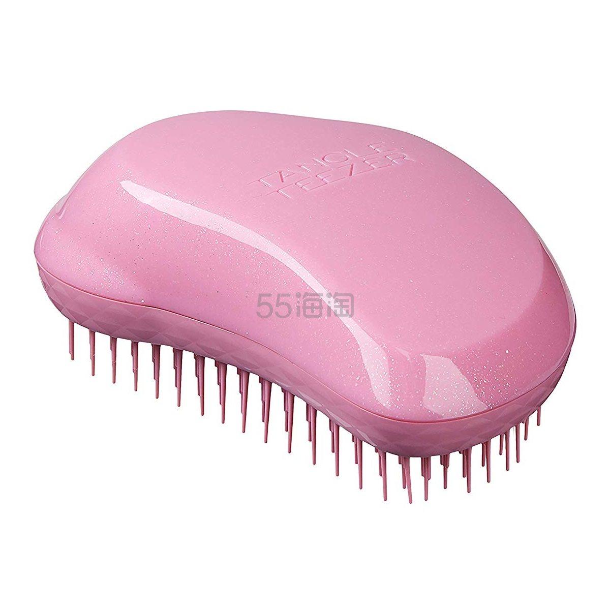 【中亚Prime会员】Tangle Teezer 家用款粉色美发梳 不打结 到手价65元 - 海淘优惠海淘折扣|55海淘网