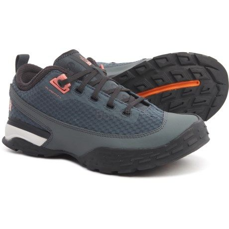 碼全!The North Face 北面 One Trail 女款多功能徒步登山鞋 .99(約429元) - 海淘優惠海淘折扣|55海淘網