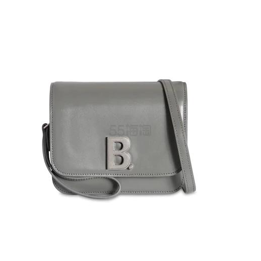 BALENCIAGA 小号BDOT光滑皮革单肩包 2(约6,230元) - 海淘优惠海淘折扣|55海淘网
