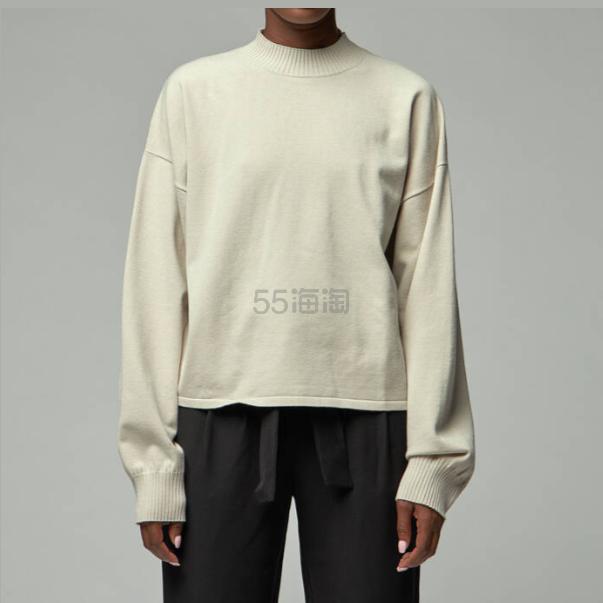 VIDEN 米色针织衫 0(约2,501元) - 海淘优惠海淘折扣|55海淘网