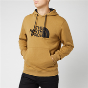 The North Face 男士 Logo 连帽卫衣