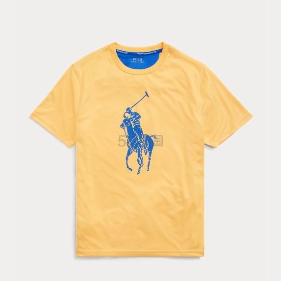 Ralph Lauren 拉夫勞倫 Performance Jersey 大童T恤 .69(約105元) - 海淘優惠海淘折扣|55海淘網