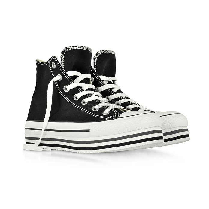 Converse Limited Edition 匡威限量版 Chuck Taylor All Star Platform 厚底帆布鞋 €102.6(约733元) - 海淘优惠海淘折扣|55海淘网