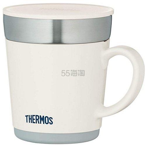 【日亚自营】THERMOS 膳魔师 办公杯 350ml JDC-351WH