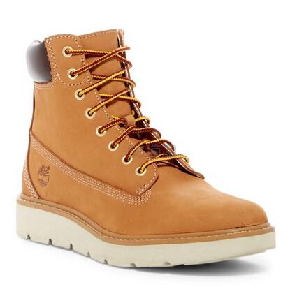 Timberland Kenniston 女士防水靴 .97(约570元) - 海淘优惠海淘折扣|55海淘网