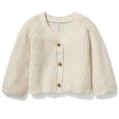 Janie and Jack SHIMMER CARDIGAN 女童款开衫