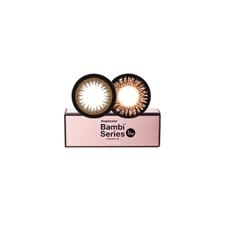 【无门槛免邮中国】AngelColor Bambi 日抛美瞳 棕色 14.2mm 30片