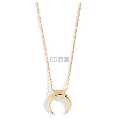 Shashi 新月状项链 (约256元) - 海淘优惠海淘折扣|55海淘网