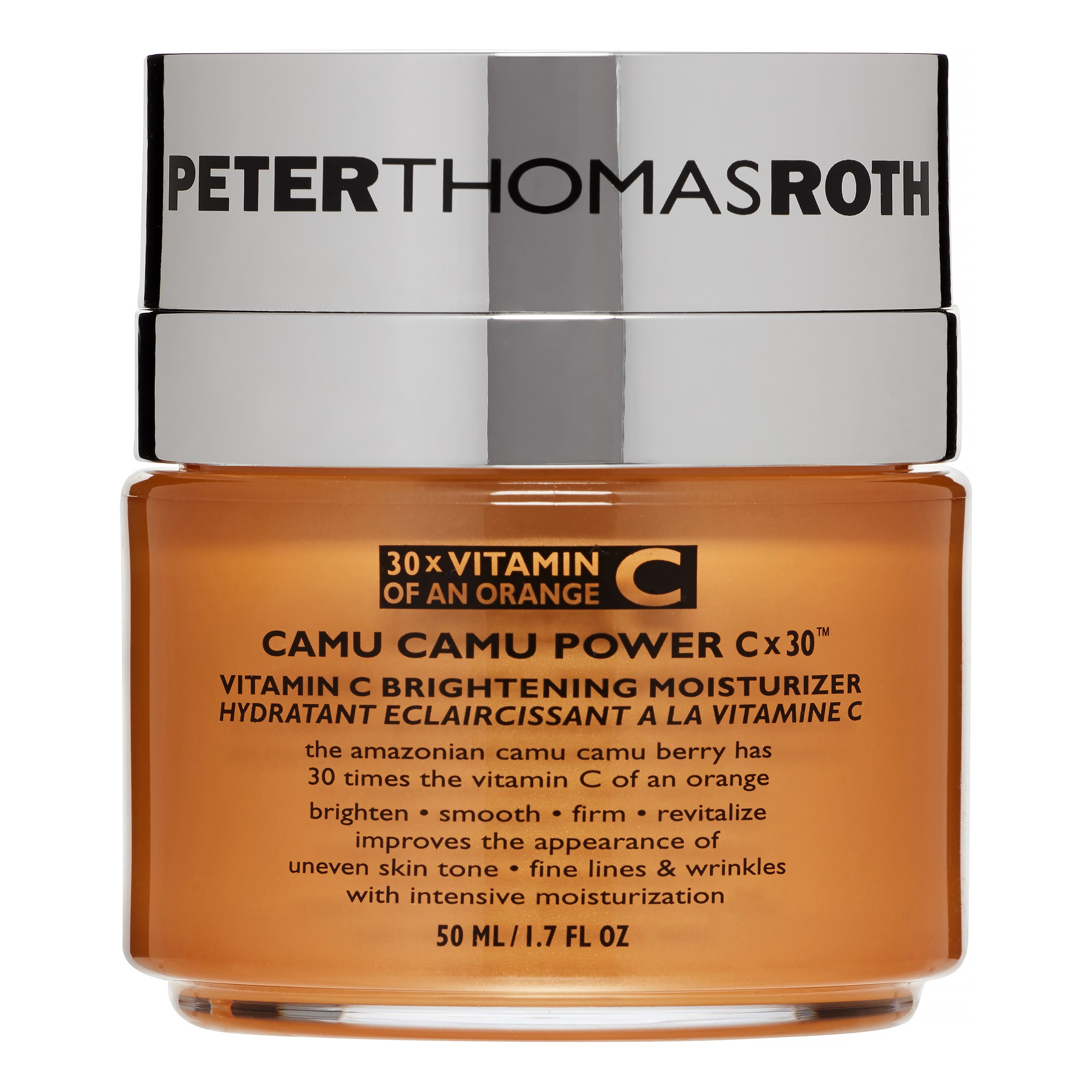 Peter Thomas Roth PTR 彼得罗夫 卡姆果美白抗老面霜 50ml