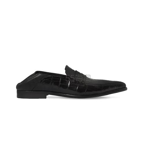 LOEWE 黑色乐福鞋 2(约4,497元) - 海淘优惠海淘折扣|55海淘网
