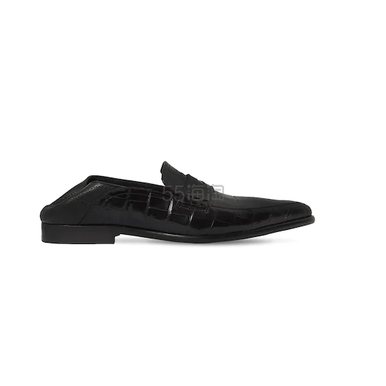 LOEWE 黑色乐福鞋