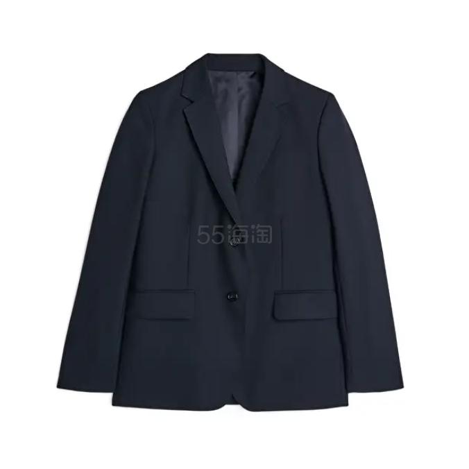 ARKET 西装外套 £75(约689元) - 海淘优惠海淘折扣|55海淘网