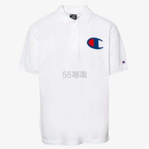 Champion 冠军 Chenille C 男子Polo衫 多色可选 .99(约213元) - 海淘优惠海淘折扣|55海淘网