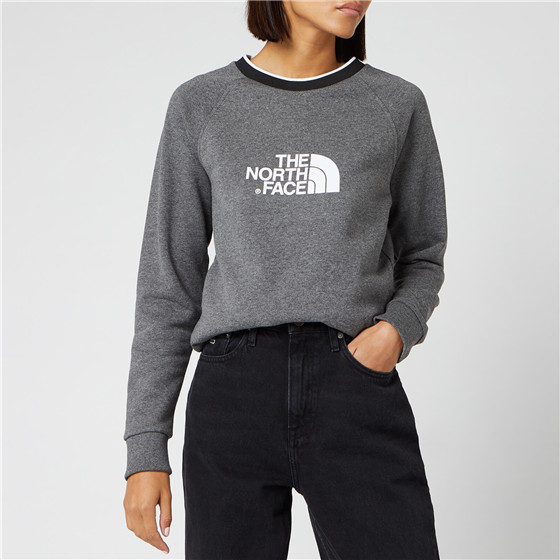 The North Face 女士 Logo 卫衣