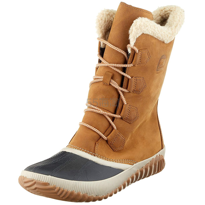 免运费直邮!【中亚Prime会员】Sorel 北极熊/冰熊 Out N About Plus 户外登山防水防滑高筒雪地靴