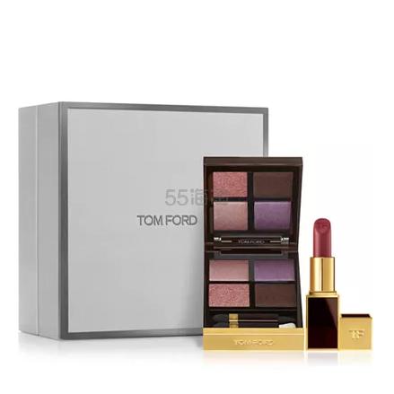 上新!Tom Ford 限定眼影+方管唇膏套組 價值3 5(約815元) - 海淘優惠海淘折扣|55海淘網
