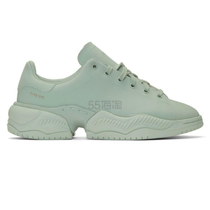 OAMC X adidas Originals Type O-2R 薄荷绿运动鞋