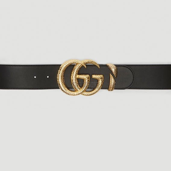 Gucci 双G经典颜色皮带 €440(约3,441元) - 海淘优惠海淘折扣|55海淘网