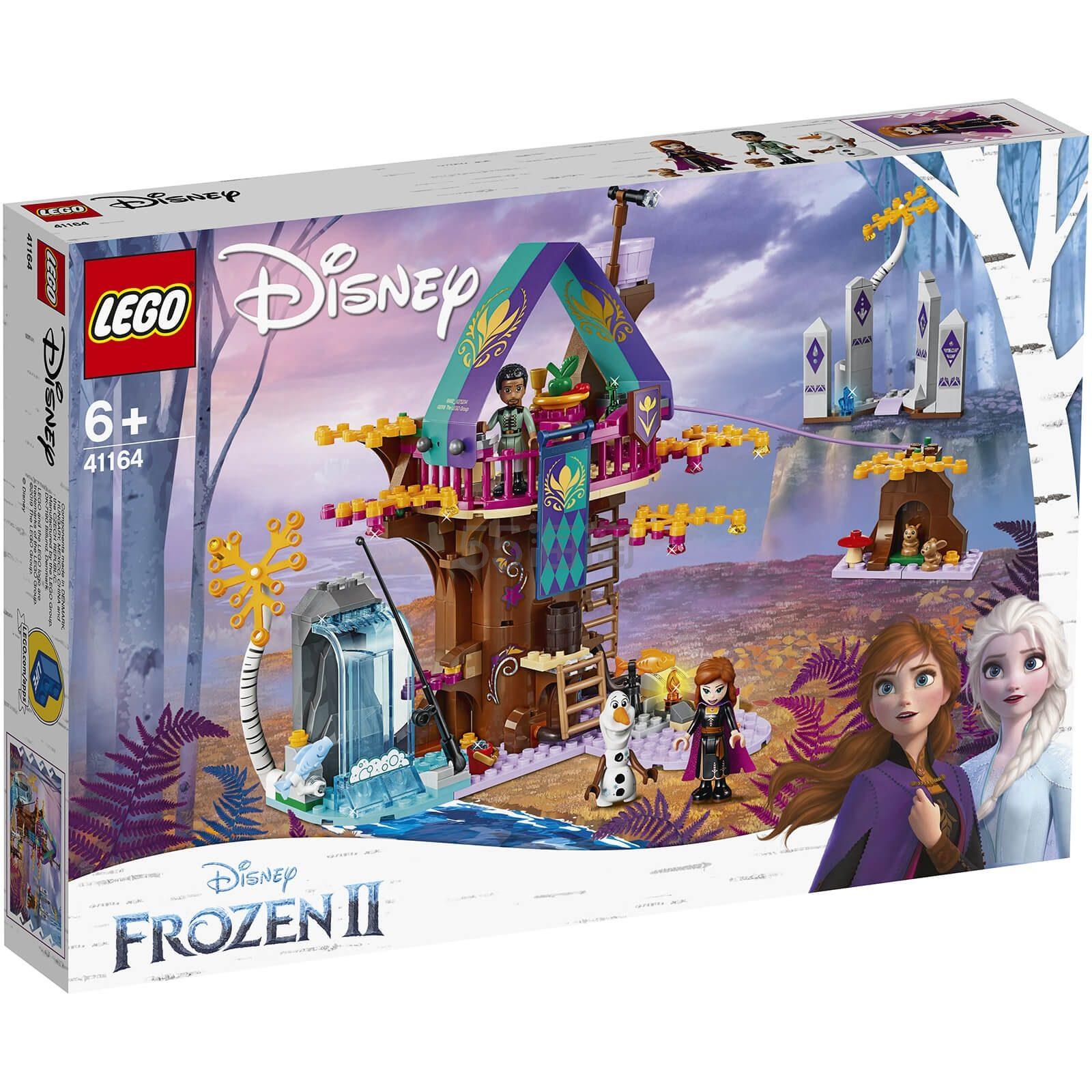 LEGO 乐高 迪士尼公主 魔法树屋 (41164)