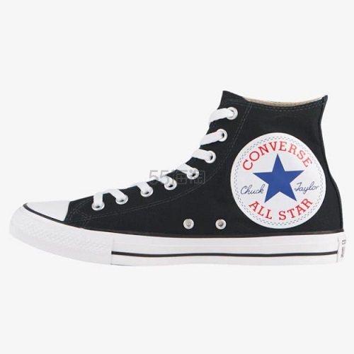 【限时高返13%】Converse 匡威 All Star 男子高帮帆布鞋
