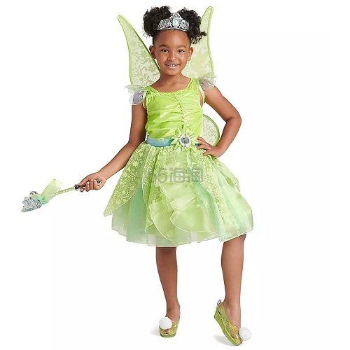 Disney 迪士尼《奇妙仙子》小叮当儿童服装套装