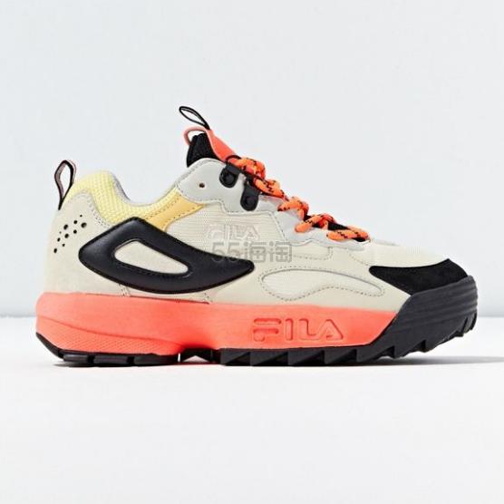 【2019网一】FILA 斐乐UO限定 Ray Tracer X Disruptor 运动鞋