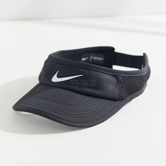 Nike 耐克 AeroBill Featherlight Sport Visor 遮阳帽 .39(约59元) - 海淘优惠海淘折扣 55海淘网