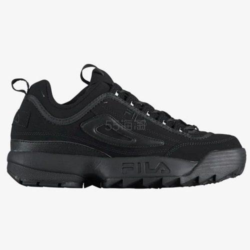【限时高返13%】Fila 斐乐 Disruptor II 男子老爹鞋 .99(约280元) - 海淘优惠海淘折扣|55海淘网