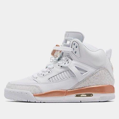 【额外7.5折】Jordan 乔丹 Spizike 大童款篮球鞋 (约665元) - 海淘优惠海淘折扣|55海淘网