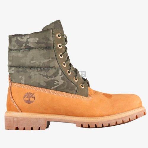 【限時高返13%】Timberland 添柏嵐 6 Puffer 男士戶外靴 .99(約630元) - 海淘優惠海淘折扣 55海淘網