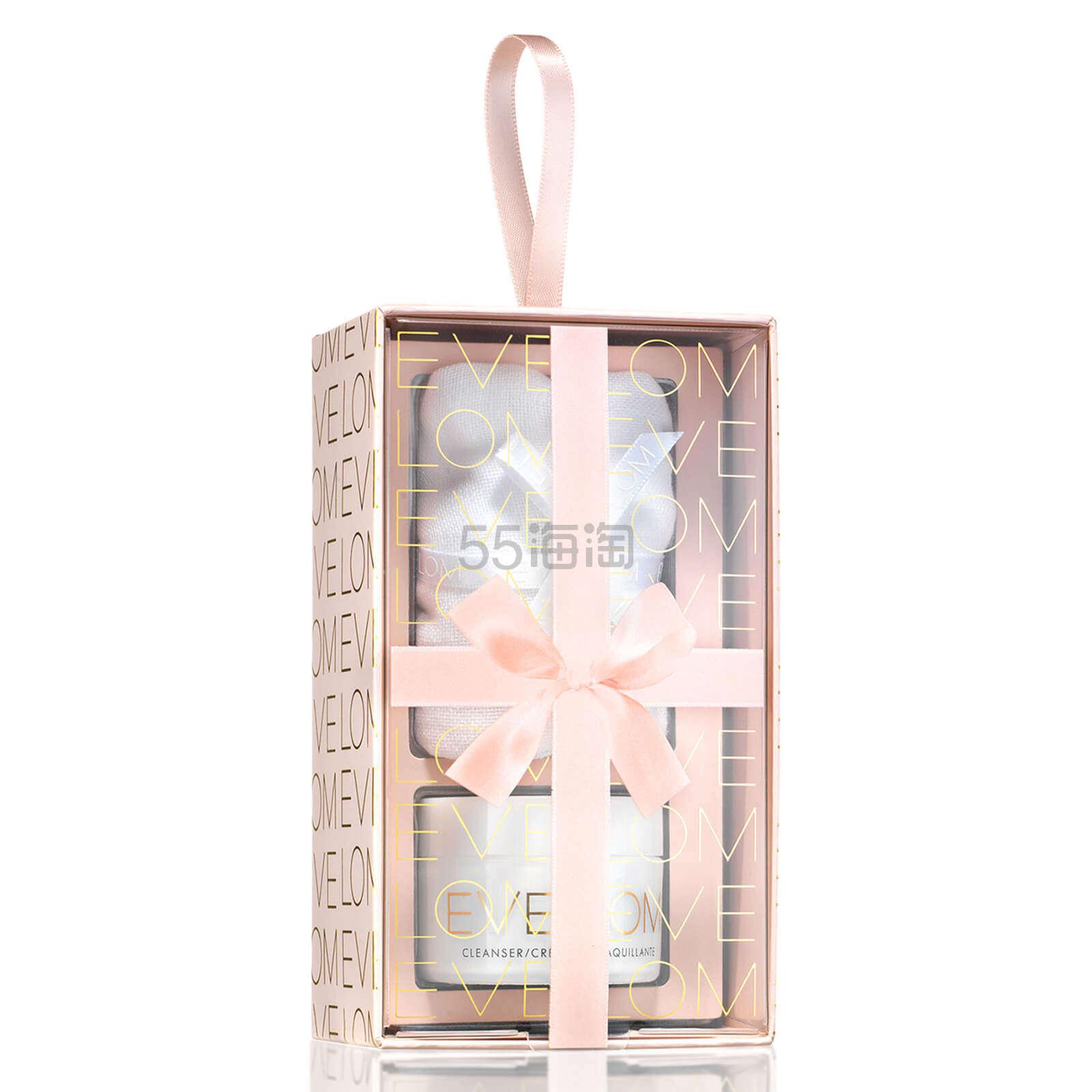 Eve Lom 迷你卸妆膏圣诞套装 附洁面巾 20ml