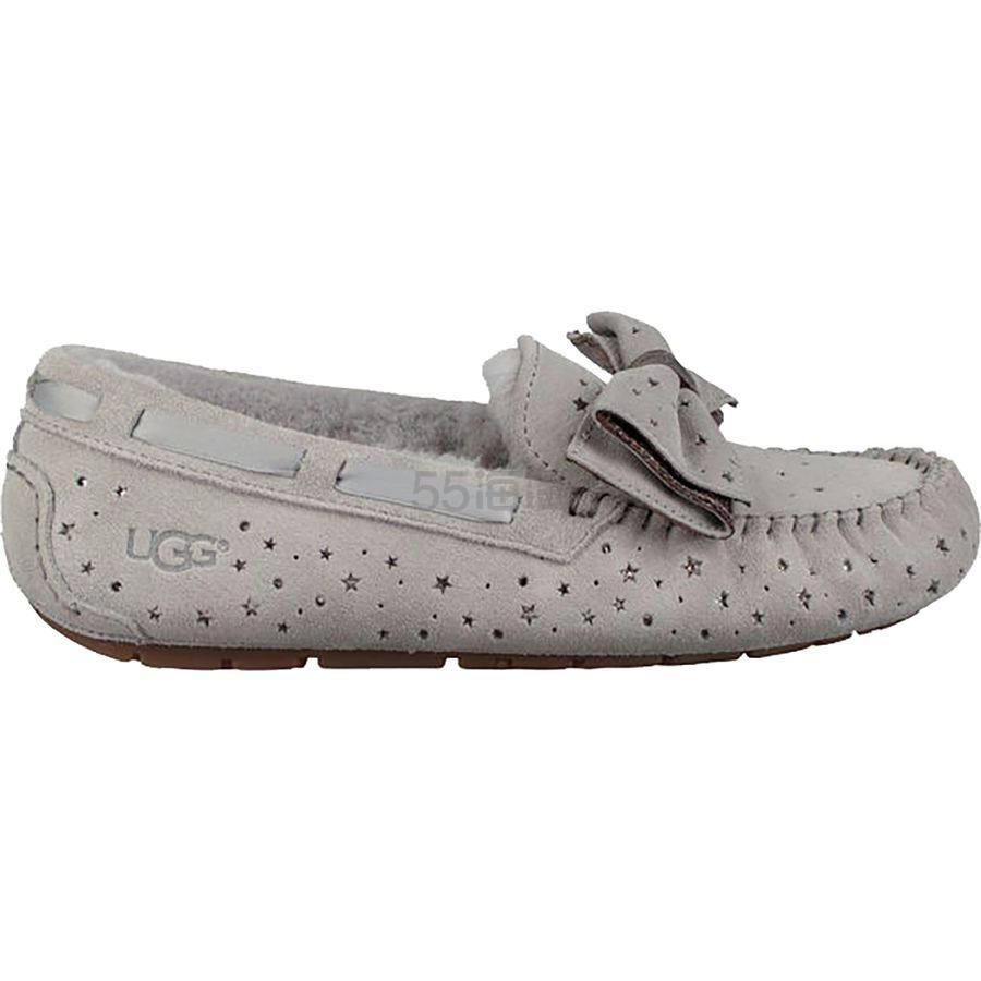 限尺碼!UGG Dakota Stargirl Slipper 毛絨平底鞋 .97(約349元) - 海淘優惠海淘折扣|55海淘網
