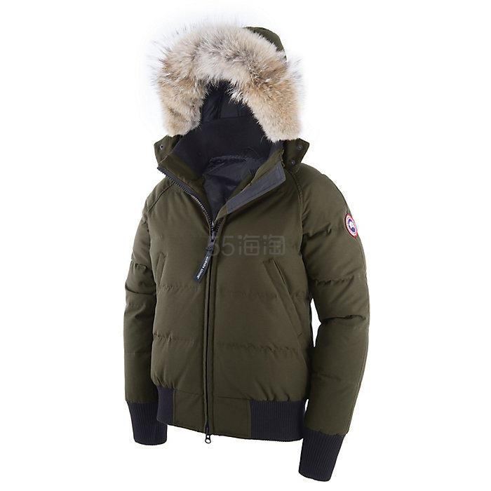 娇小妹子上~Canada Goose 加拿大鹅 Savona 女款羽绒夹克 0.99(约3,994元) - 海淘优惠海淘折扣|55海淘网