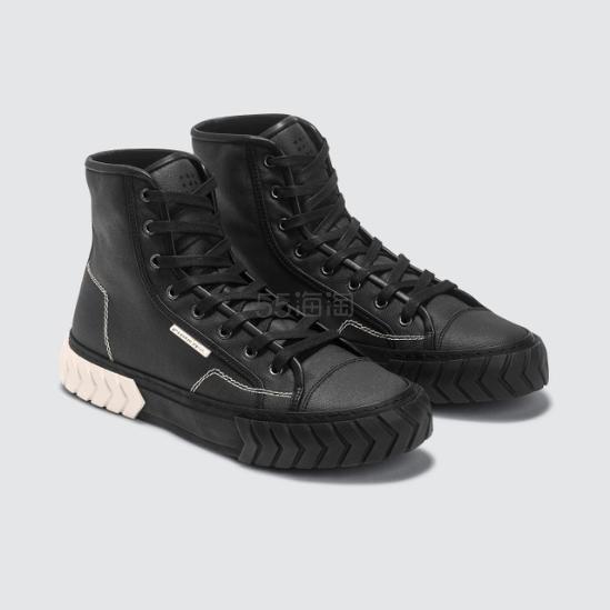 BOTH Tyres High 黑色运动鞋 6.8(约1,095元) - 海淘优惠海淘折扣 55海淘网