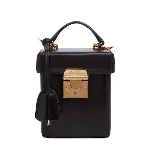 MARK CROSS GRACE CUBE SETA BOX皮革手提包 ,996(约13,979元) - 海淘优惠海淘折扣|55海淘网