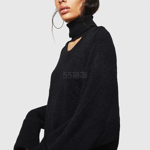 Diesel 镂空高林毛衣裙 多色可选 8(约1,733元) - 海淘优惠海淘折扣|55海淘网