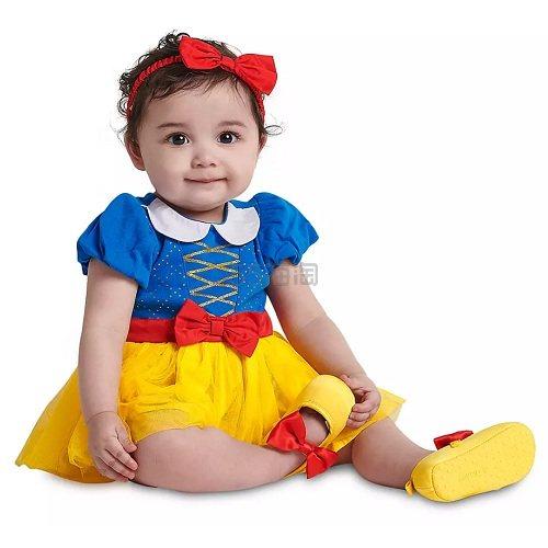 Disney 迪士尼 白雪公主儿童服装套装 .46(约122元) - 海淘优惠海淘折扣|55海淘网