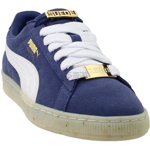 Puma 彪马 Suede 藏蓝色运动鞋