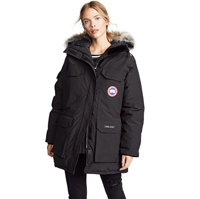 Canada Goose Expedition 派克大衣