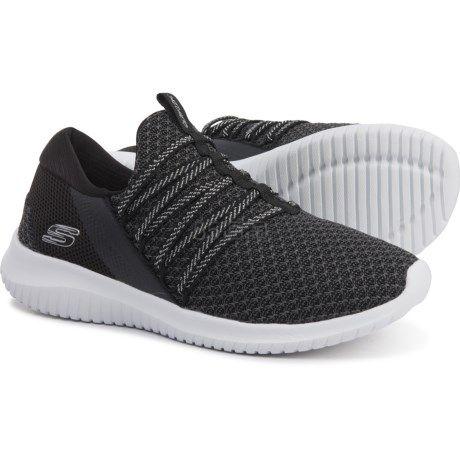 Skechers 斯凯奇 Ultra Flex Trainer Bungee 女士运动鞋