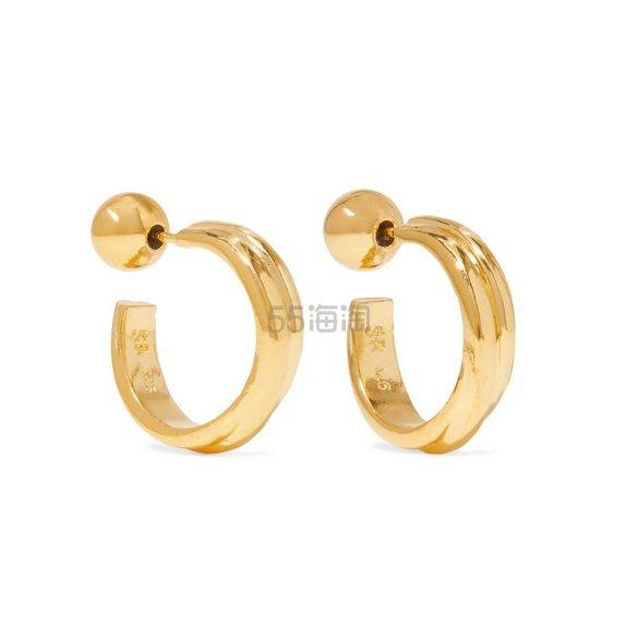 SOPHIE BUHAI 镀金纯银耳环 £229.78(约2,056元) - 海淘优惠海淘折扣|55海淘网