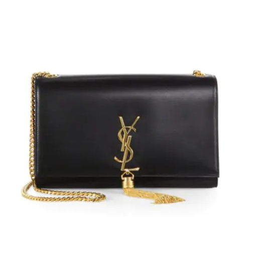 Saint Laurent 中号 Kate Monogram 链条包